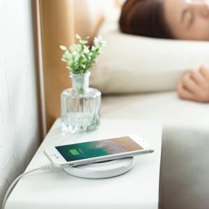 ワイヤレス充電器 Qi対応 急速充電 9W充電対応 薄型 最大15W 充電パッド iPhone・XPERIA XZ2・Galaxy S9 EZ7-WLC002 ネコポス非対応|esupply|13