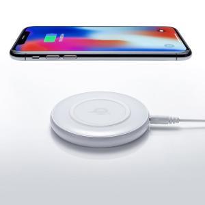 ワイヤレス充電器 Qi対応 急速充電 9W充電対応 薄型 最大15W 充電パッド iPhone・XPERIA XZ2・Galaxy S9 EZ7-WLC002 ネコポス非対応|esupply|16