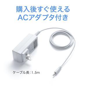 ワイヤレス充電器 Qi対応 急速充電 9W充電対応 薄型 最大15W 充電パッド iPhone・XPERIA XZ2・Galaxy S9 EZ7-WLC002 ネコポス非対応|esupply|08