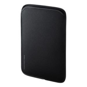 Mac Book Pro 13インチ用インナーケース スリップインケース 保護 ブラック IN-MA...
