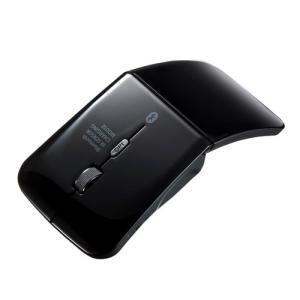 Bluetoothマウス IRセンサー 薄型 コンパクト MA-BTIR116BK サンワサプライ ...