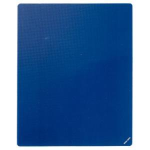 サイズで選ぶマウスパッド。Lサイズ、ブルー。