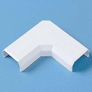 アウトレット ケーブルカバー(L型、ホワイト) out-CA-KK26L  返品・交換不可 ネコポス非対応 esupply