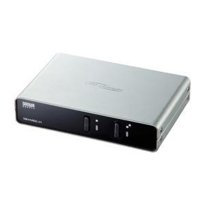 パソコン自動切替器 2:1 VGA・USB対応 ボタン切り替え可  SW-KVM2LUN サンワサプライ ネコポス非対応|esupply