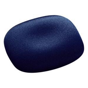 リストレスト 低反発 ミニサイズ  ブルー TOK-MU2NBL サンワサプライ ネコポス非対応