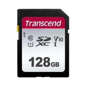 SDXCカード 128GB Class10 UHS-I V30 TS128GSDC300S Transcend  トランセンド製 ネコポス対応|esupply