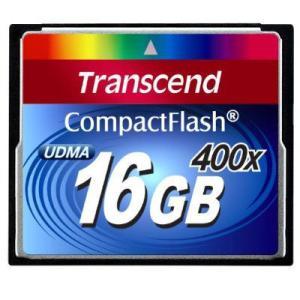 コンパクトフラッシュ CF 16GB 400倍速 TS16G...