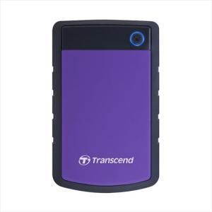 外付けハードディスク StoreJet 25H3P 4TB USB3.0対応 耐衝撃シリコンアウターケース TS4TSJ25H3P Transcend  トランセンド ネコポス非対応|esupply