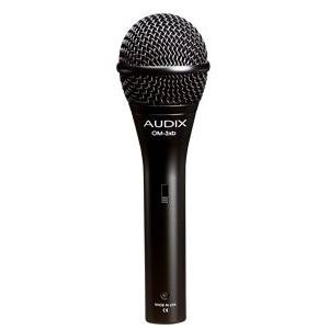 AUDIX ボーカル向け ダイナミックマイク スイッチ付き ハイパーカーディオイド OM3S esushoppu
