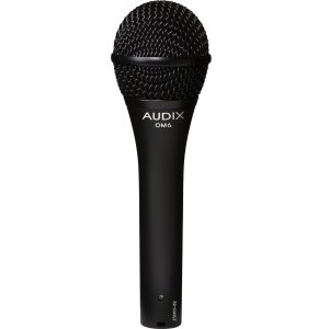 AUDIX ボーカル向け ダイナミックマイク ハイパーカーディオイド OM6 esushoppu