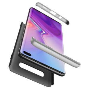 Qsdd Samsung Galaxy S10ケース 擦り傷防止 耐衝撃 ハードPC 超薄型スマホケ...