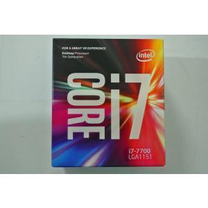Intel Core i7-7700 BOX (Kaby Lake) 新品未開封、箱傷みあり、激安、送料無料、1個限定|et8