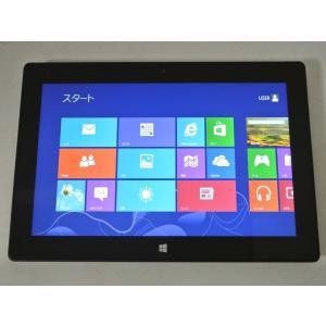 [美品][送料無料]マイクロソフト Surface Pro 256GB H5W-00001(Core i5 3317U/4GB/SSD256GB/Win8Pro搭載)|et8