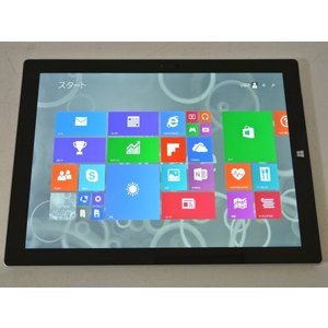 [良品][送料無料]マイクロソフト Surface Pro 3 256GB PS2-00015(Core i5 4300U/8GB/SSD256GB/Win8.1Pro搭載)|et8
