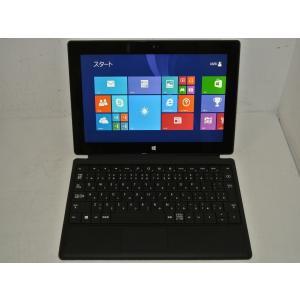 [良品][送料無料]マイクロソフト Surface RT 64GB 7ZR-00017(Tegra 3/2GB/64GB/Win RT 8.1/Office 2013 RT/純正タイプカバー付き)|et8