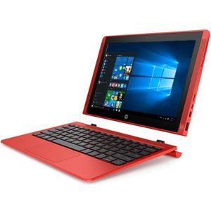 HP Pavilion x2 10-n132TU [サンセットレッド] (Atom x5-Z8300(Cherry Trail) 1.44GHz 4コア/2GB/eMMC64GB/Windows10/Office Mobile)[新品][送料無料] et8