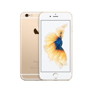 apple iPhone 6s 32GB MN112J/A キャリア版 解除済み SIMフリー ゴールド 白ロム [未使用][送料無料]|et8