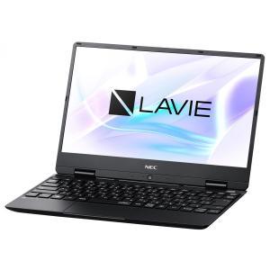 未使用セール/NEC Refreshed PC LAVIE NM550/MAB PC-NM550MAB[パールブラック] Core i5 8200Y(Amber Lake Y)/Win10/2019HB搭載/メーカー保証1年/送料無料|et8