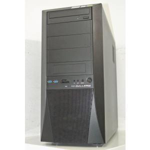 高性能ゲーミングPC PUBG対応 GALLERIA XT Core i7-8700 6コア/8G/...