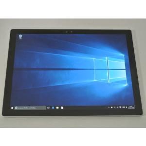 [中古美品][送料無料]マイクロソフト Surface Pro 4 CR5-00014(Core i5 6300U/4G/SSD128G/Win10Pro)|et8
