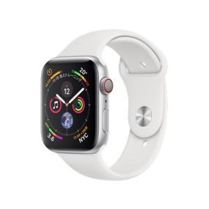 Apple Watch Series 4 GPS+Cellularモデル 44mm MTVR2J/A [ホワイトスポーツバンド][新品][送料無料] et8