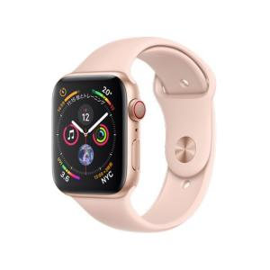 Apple Watch Series 4 GPS+Cellularモデル 44mm MTVW2J/A [ピンクサンドスポーツバンド][新品][送料無料] et8