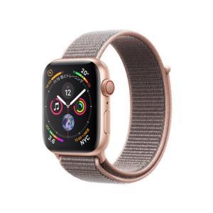 Apple Watch Series 4 GPS+Cellularモデル 44mm MTVX2J/A [ピンクサンドスポーツループ] 新品 送料無料 et8