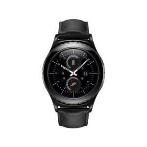 サムスン Galaxy Gear S2 classic スマートウォッチ ブラック SM-R7320ZKAKDI au+1 collection SELECT et8
