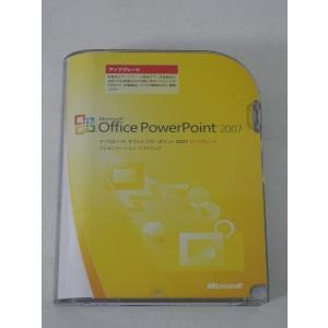 Microsoft Office PowerPoint 2007 日本語 アップグレード版 送料無料...