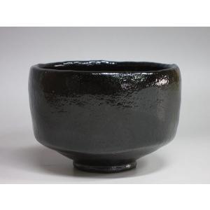 【特上作】長次郎 東陽坊写黒樂茶碗 佐々木昭楽造 共箱
