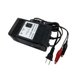 BC-1A2-12VT ジーエス・ユアサ(GS YUASA) 定電圧充電器 1.0A etech