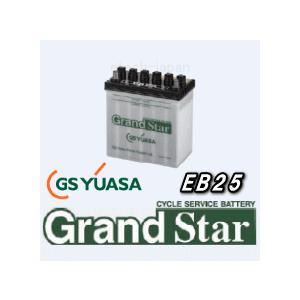 EB25-TE ジーエス・ユアサ(GS YUASA) EBグランドスターバッテリー 端子種類:TE|etech