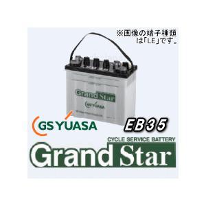 EB35-TE ジーエス・ユアサ(GS YUASA) EBグランドスターバッテリー 端子種類:TE|etech