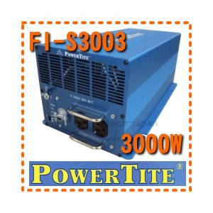 FI-S3003 未来舎(POWERTITE) 正弦波インバーター 電源電圧:48V|etech