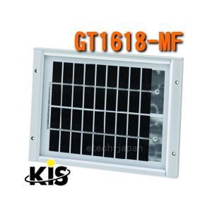 GT1618-MF ケー・アイ・エス(KIS) 太陽電池モジュール(ソーラーパネル) 1.9W|etech