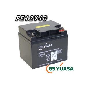 PE12V40 ジーエス・ユアサ(GS YUASA) ポータラックPEバッテリー