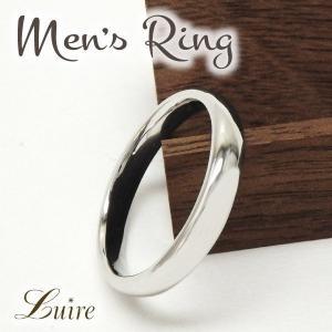 リング メンズリング シンプル 結婚指輪 甲丸 指輪 シルバー マリッジリング SV925