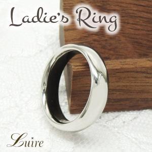 リング シルバー 幅5mm シンプルリング 結婚指輪 マリッジリング 甲丸 指輪  SV925