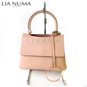 【店頭展示品】LIA NUMA リアヌマ ハンドバッグ ショルダーバッグ 8079 2way イタリアインポート イタリア製 italy|eterna