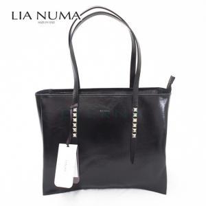 LIA NUMA リアヌマ ハンドバッグ フォーマル ビジネス 通勤 イタリア インポート italy 8146V0003|eterna