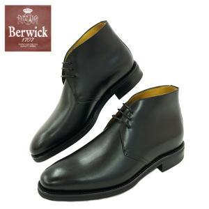 バーウィック Berwick  252 チャッカーブーツ made in spain|eterna