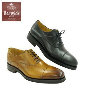バーウィック Berwick  4115 ストレートチップ ビジネスシューズ made in spain|eterna