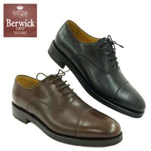 バーウィック Berwick  b3010ストレートチップビジネスシューズ made in spain|eterna