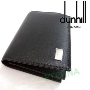 【店頭展示品】【dunhill ダンヒル】 名刺 メンズ 長財布 使いやすい カード入れ 丈夫 ビジネス サイドカー 大人 渋い セール fp4700e|eterna