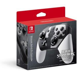 【新品】Nintendo Switch Proコントローラー 大乱闘スマッシュブラザーズ SPECI...