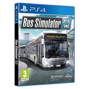 Bus simulator バス・シミュレーター PS4  UK輸入版 日本のPS4でプレイできます...