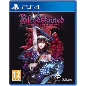 Bloodstained: Ritual of the Night  UK輸入版(欧州版) 日本のP...