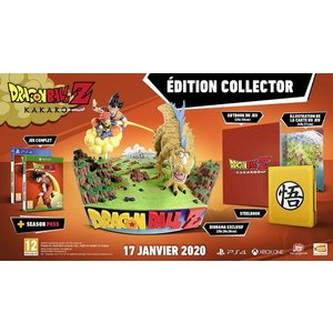 【新品】Dragonball Z Kakarot Collector's Edition ドラゴンボ...