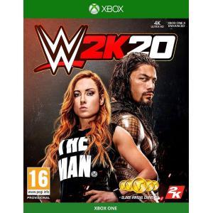 WWE2K20 xbox one  UK輸入版 日本のxboxoneでプレイできます 英語表記  【...