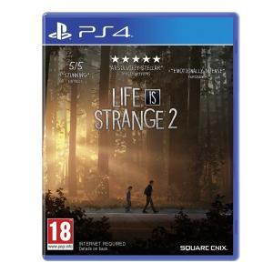 【新品】Life is Strange 2 ライフイズストレンジ2 PS4 輸入版